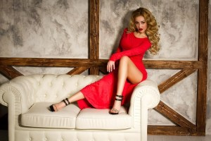 bright Ukrainian female from city Kiev Ukraine
