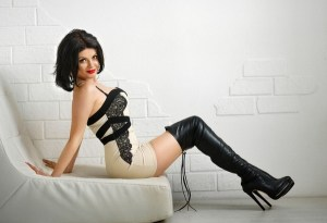 stylish Ukrainian female from city Nikolayev Ukraine