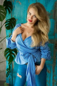 trusting Ukrainian fiancée from city Cherkasy Ukraine