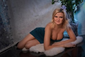 well Ukrainian female from city  Kharkov Ukraine