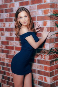 womanly Ukrainian best girl from city Kharkov Ukraine
