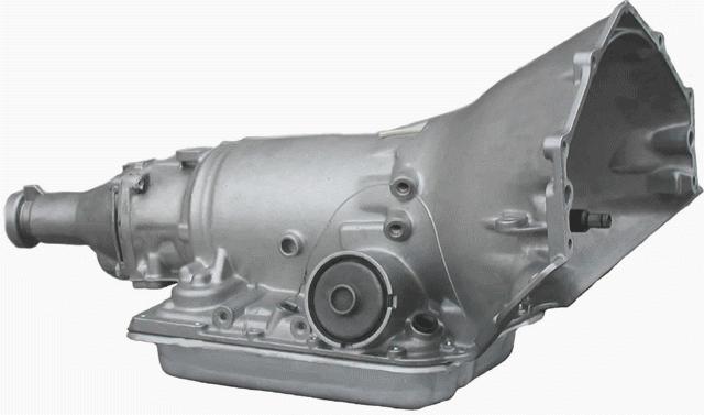 1994 Chevrolet Transmission Diagram