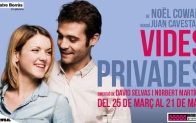 """MIMA RIERA en """"Vides Privades"""""""