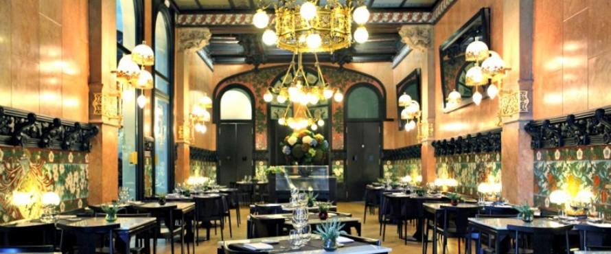 Restaurante Fonda Espaa by Martn Berasategui Barcelona
