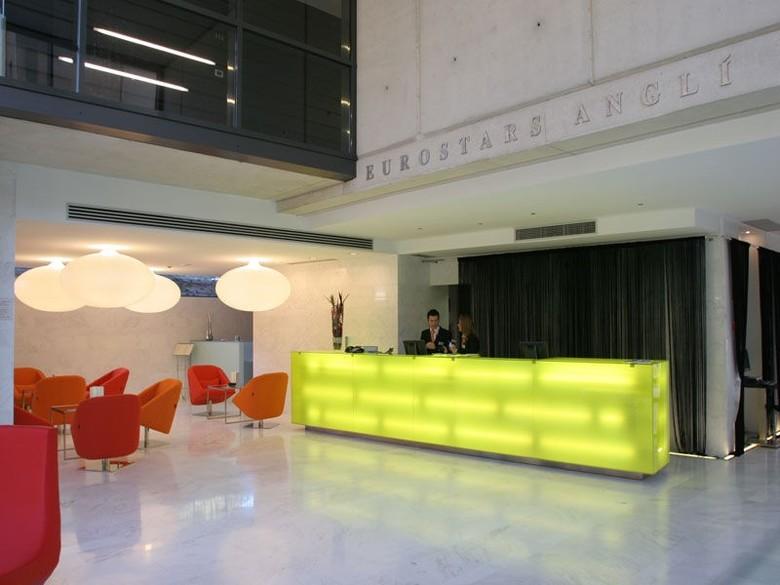 Hotel Eurostars Angli Barcelona  Atrapalocom