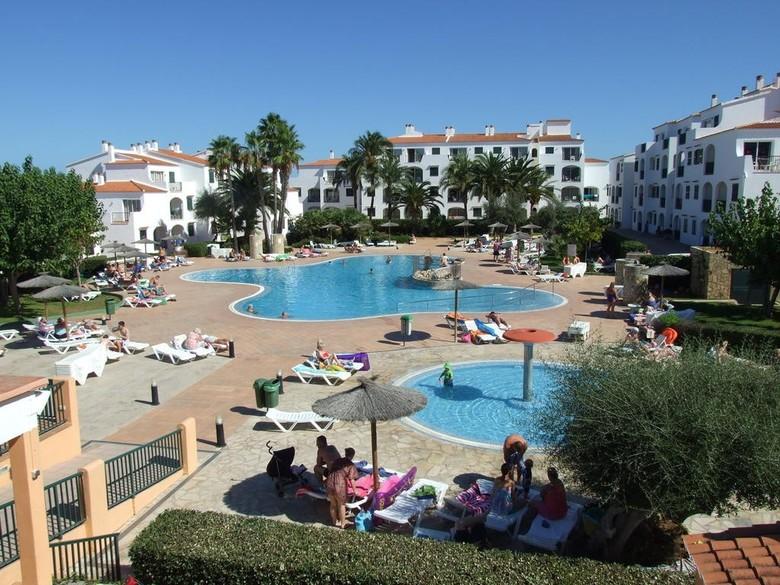 Apartaments cala'n blanes, ciutadella de menorca. Apartamentos Vista Blanes, Cala'n Blanes (Menorca ...