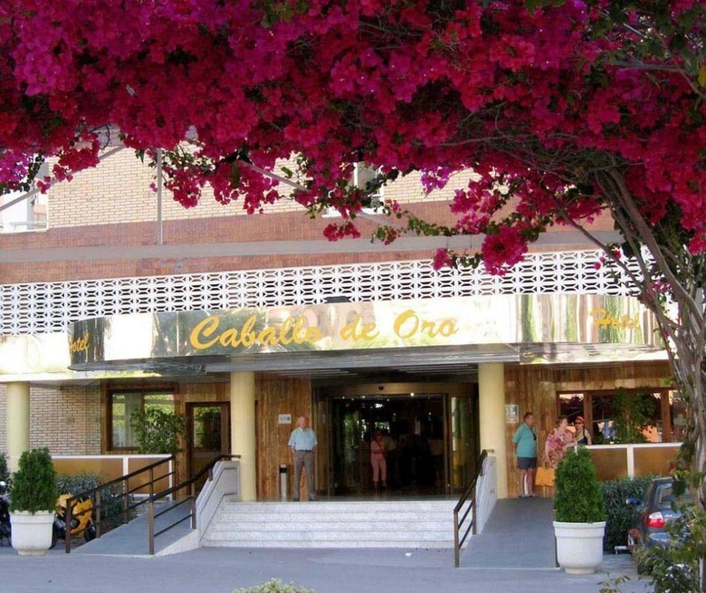Hotel Caballo De Oro Benidorm Alicante  Atrapalocom