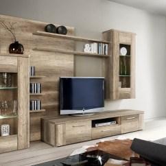 Sofa Box 100 Cover Mueble De Salón - Comedor Moderno Buffalo Roble Al Mejor ...