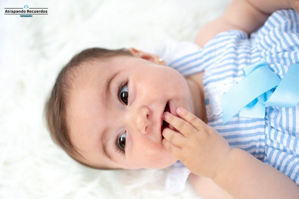 Fotografía bebé 6 meses