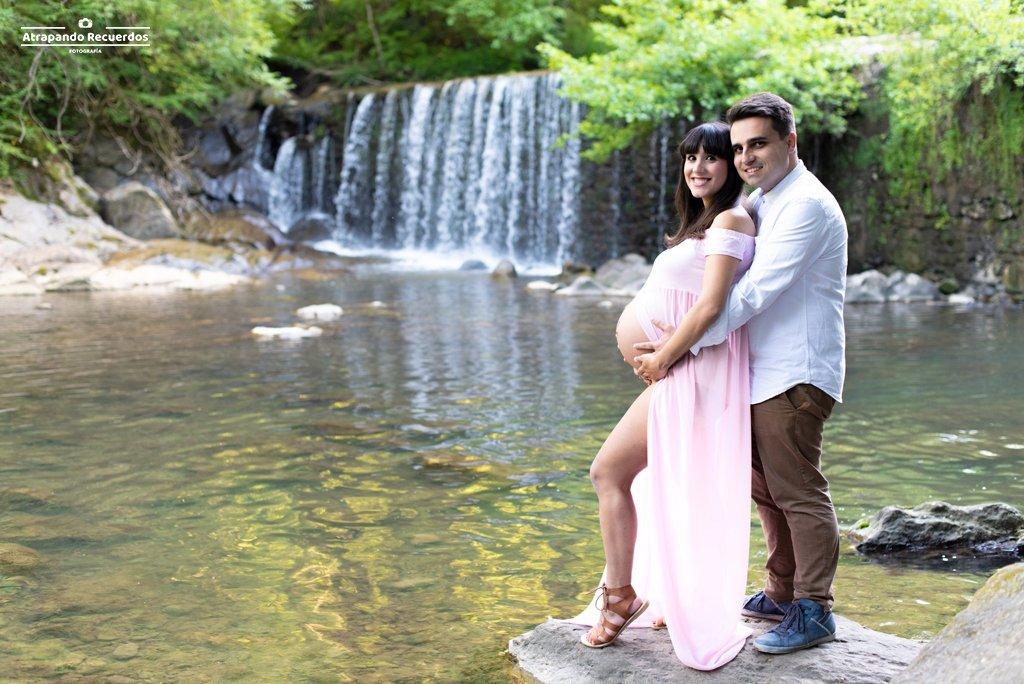 fotos embarazada barakaldo