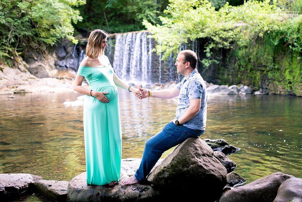 fotos embarazo barakaldo