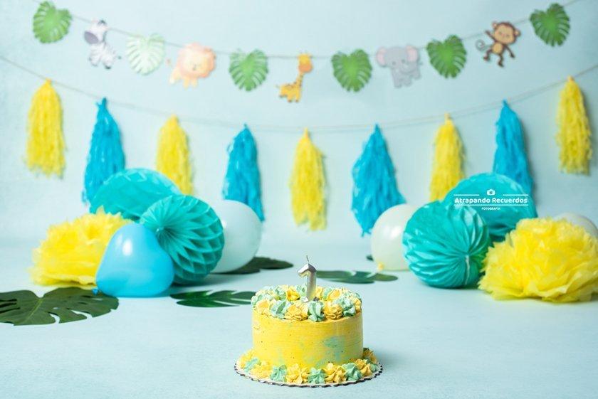 smash cake getxo