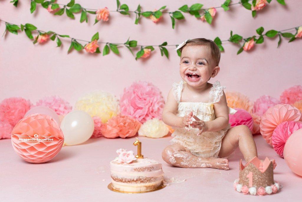 Foto smash cake bilbao