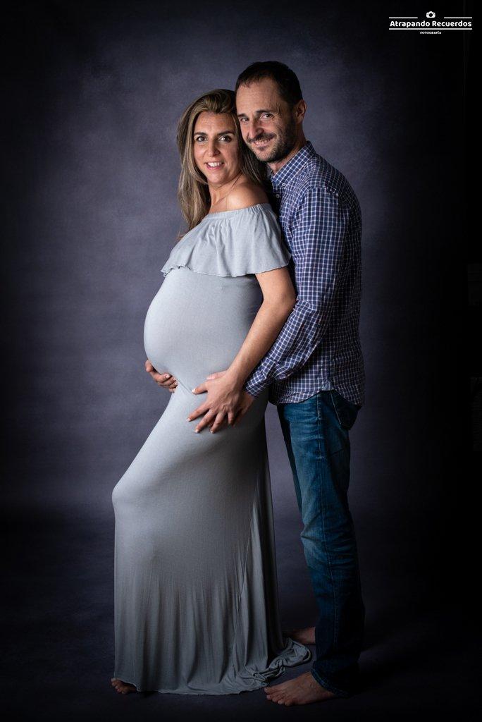 Fotos de embarazo en Barakaldo - Bizkaia
