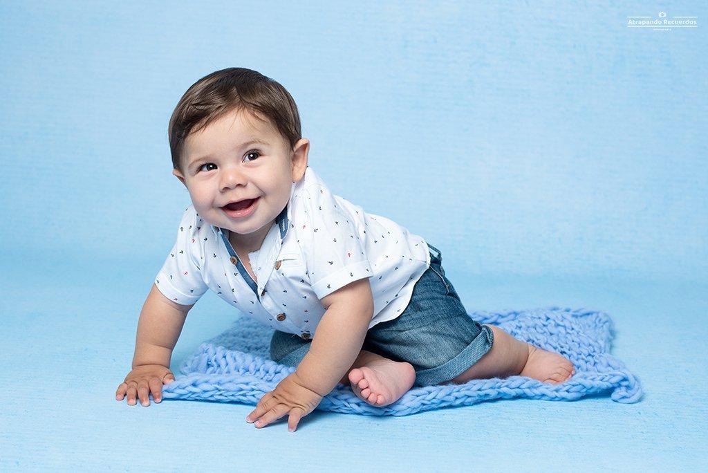 sesion fotos bebes basauri