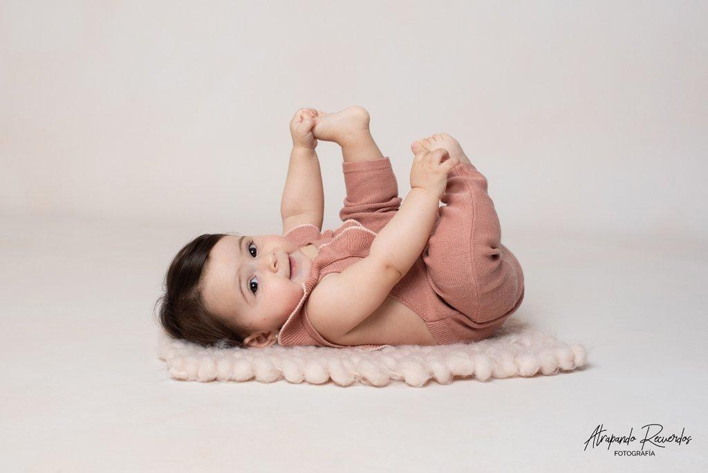 Fotografo bebe barakaldo