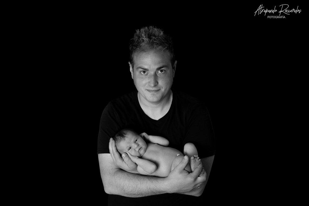 fotografo newborn basauri
