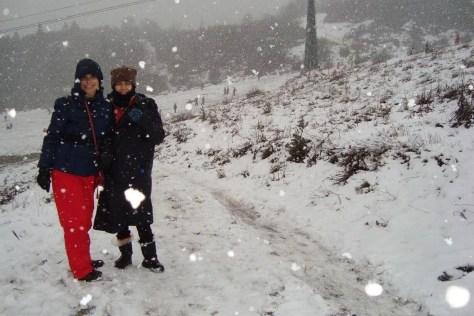 Nevasca no Cerro Catedral, Bariloche