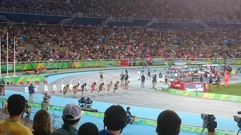 Estádio Olímpico do Engenhão