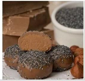 Trufas do chocolates Rapa Nui. Foto: divulgação