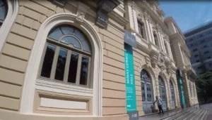 Praça da Liberdade, Belo Horizonte - Museu Vale