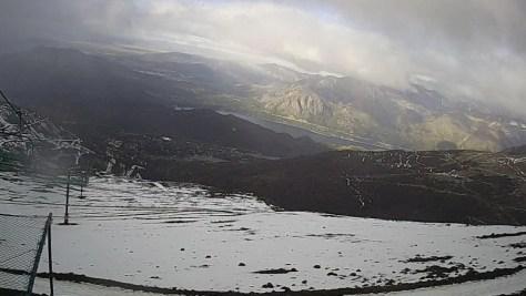 Webcam em Bariloche - 01/06/17 - Foto: Catedral Alta Patagônia