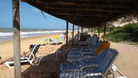 Praia do Club Med Trancoso