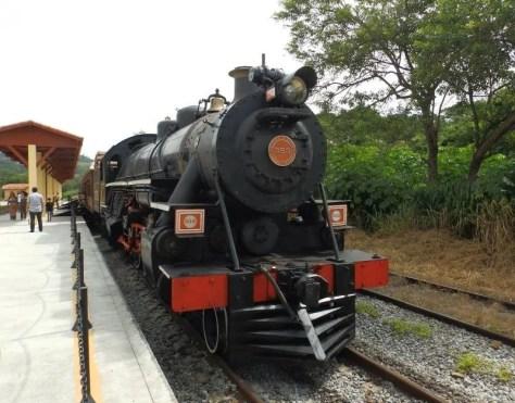 Passeio de Trem em Guararema/SP