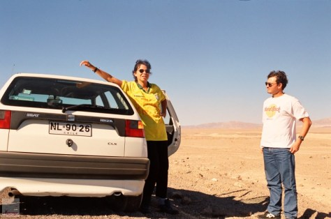 Deserto do Atacama, 1997