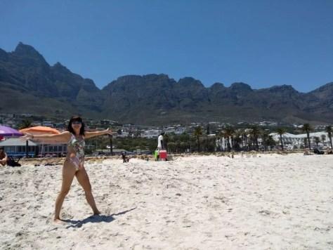 Praia de Camps Bay, Cidade do Cabo