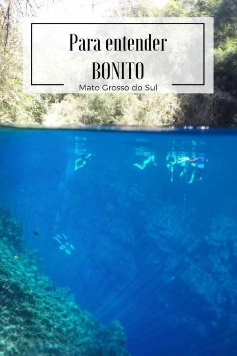Bonito - Lagoa Misteriosa