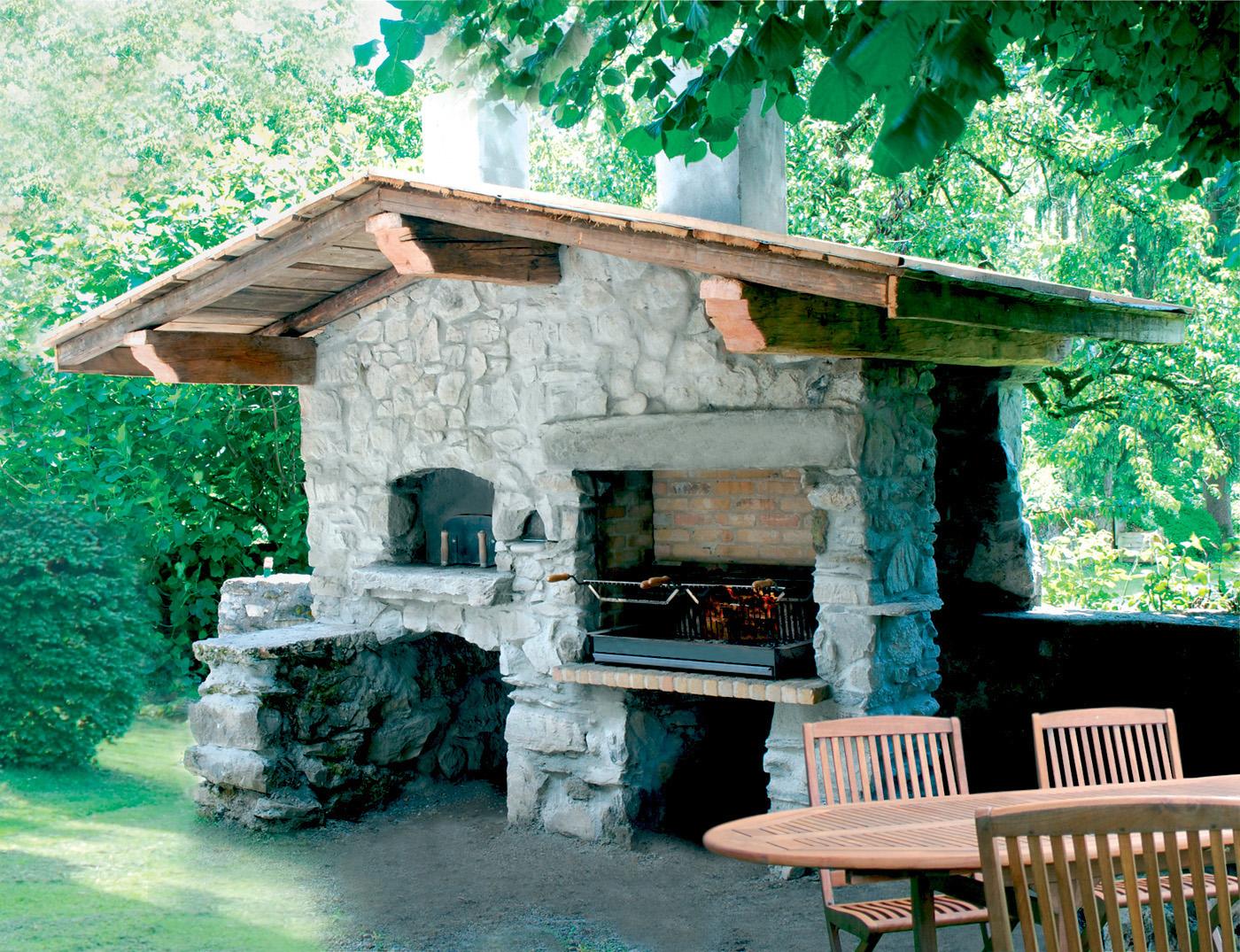 cuisine en bois naturel