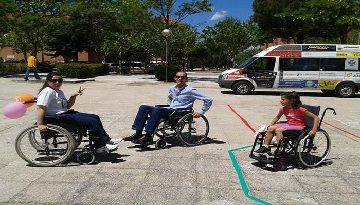 Atremo - Jornada difusion discapacidad motora