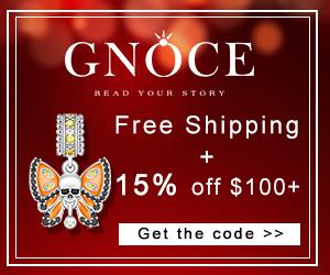 Gnoce Charms Big Sale