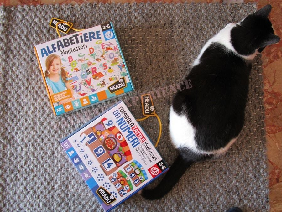 Headu giochi educativi Montessori