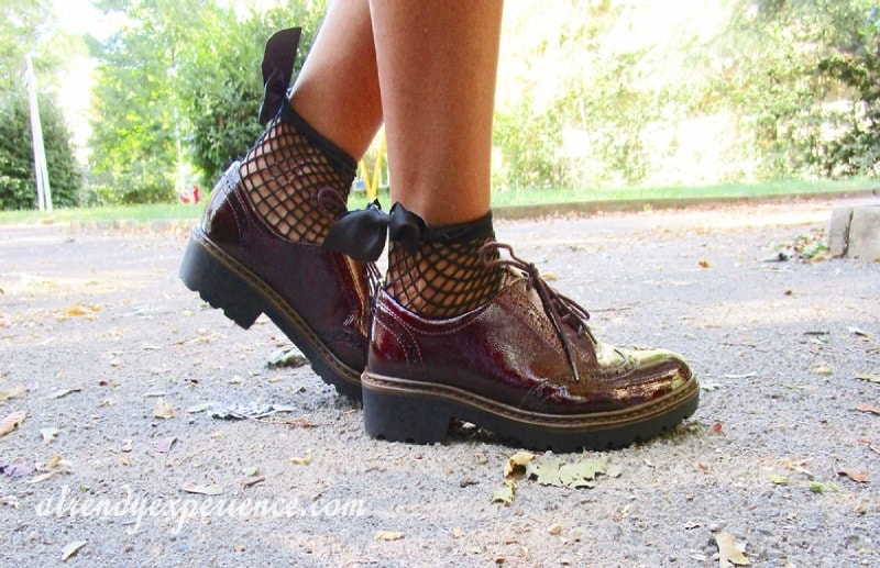scarpe stringate basse color brunello ara shoes