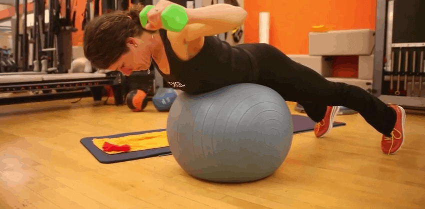 Shoulder Exercises for Triathletes and Swimmers