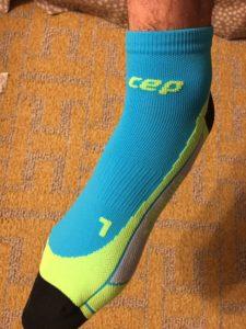 CEP Women's Dynamic+ No-Show Compression Socks