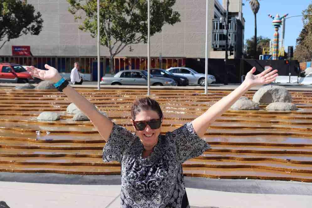 Hilary in San Jose