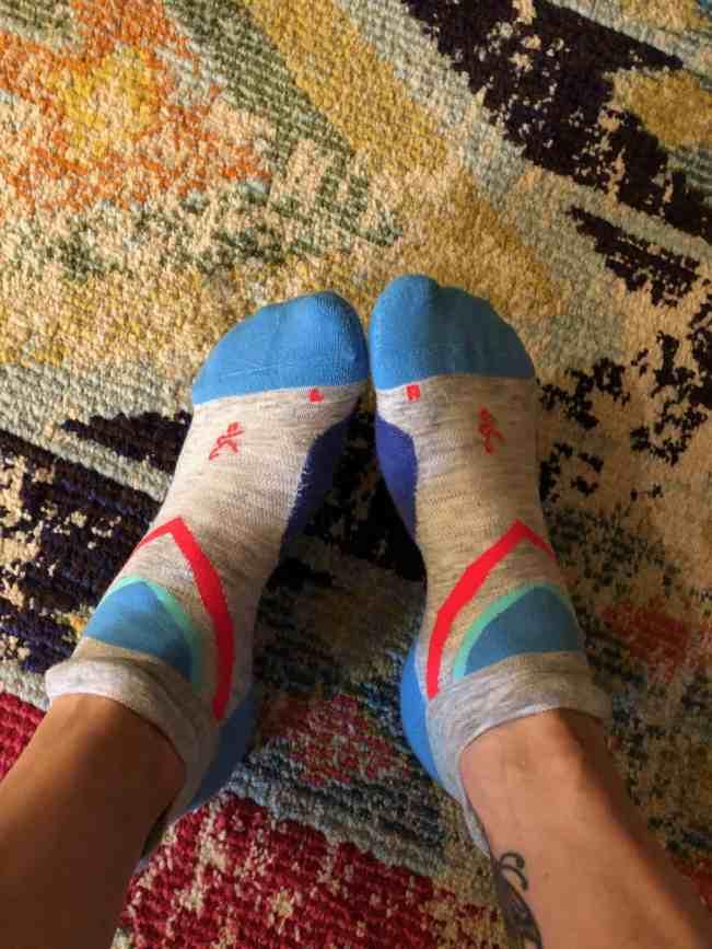 Balega's newest socks