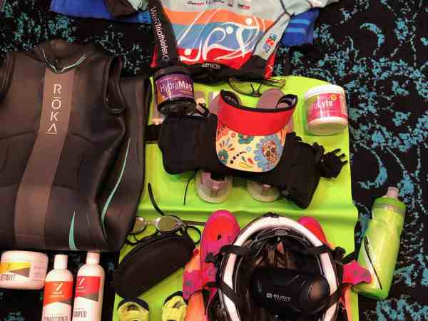 triathlon gear