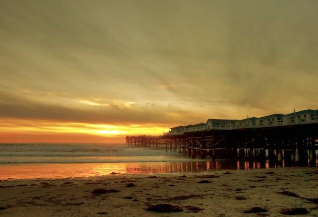 Crystal_Pier_PB_Sunset_Fotor