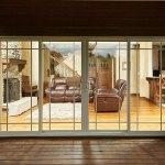 Four Lite Sliding Patio Doors Atrium Windows Doors