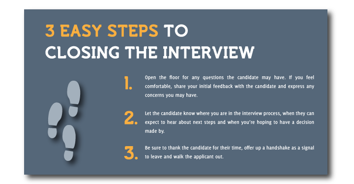 Atrium's Guide To Conducting Great Interviews Atrium HR Blog