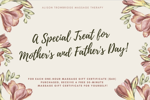 Mother and Fathers Day Special