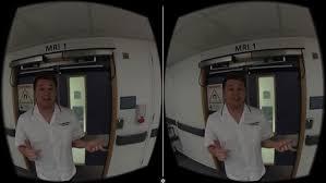 Realidad Virtual para calmar a los niños antes de una operación