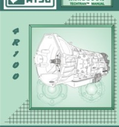 atsg 4r100 update handbook e4od transmission diagram ford 4r100 transmission diagram [ 1199 x 1552 Pixel ]
