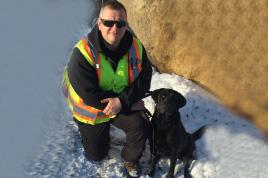 Drug Detection Dog Northern Alberta