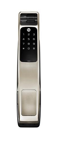 YMG40 Push & Pull Door Lock Fingerprint Door Lock Chennai