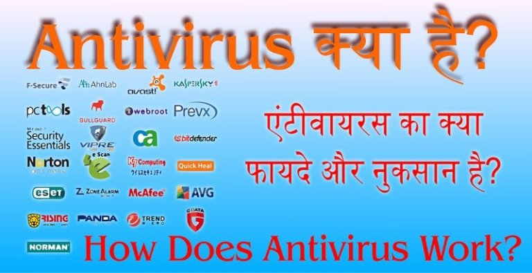 What is Antivirus in Hindi